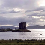 Castle Stalker McCaigs Tower Oban
